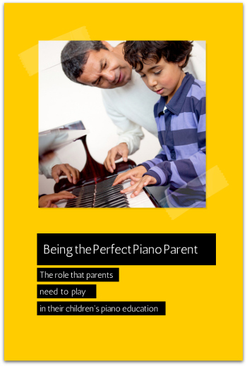 How To Become the Perfect Piano Parent (Podcast)